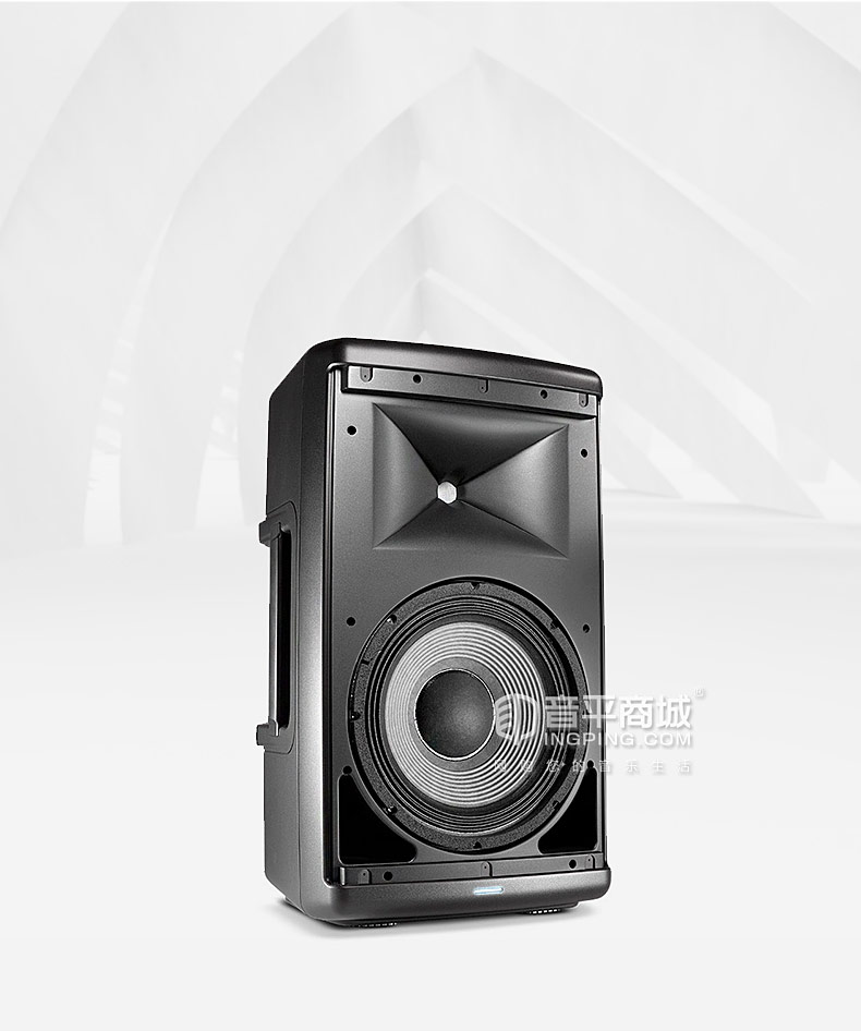 JBL EON 610 10寸两分频多用途便携式有源扬声器(单只)