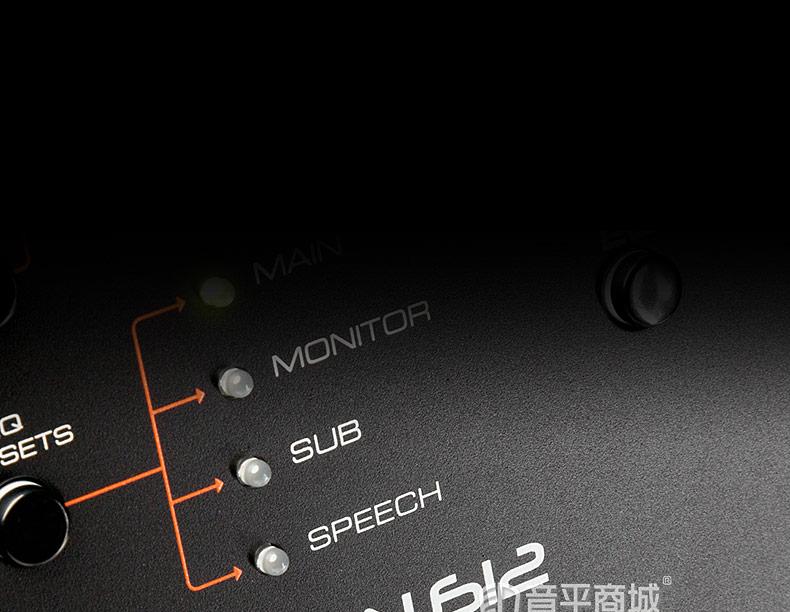 JBL EON 612 12寸两分频多用途便携式有源扬声器(单只)