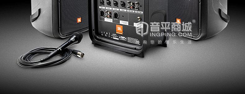 JBL EON-208P 蓝牙便携有源户外扩声系统KTV乐器监听音箱