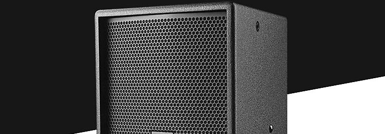 KP2012 12寸全频扬声器系统 专业KTV家庭卡拉OK演出音箱(单只)