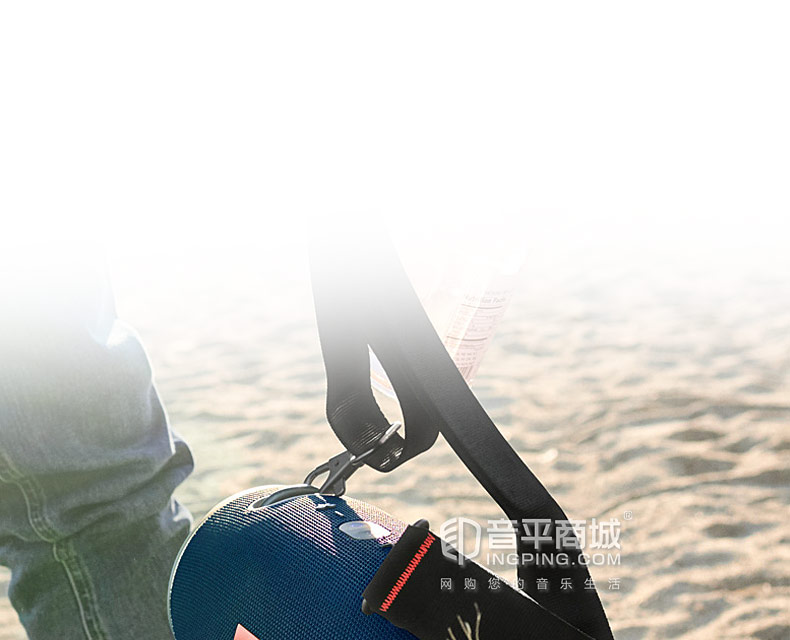 JBL XTREME2 音乐战鼓二代无线蓝牙音箱便携防水音响hifi双重低音
