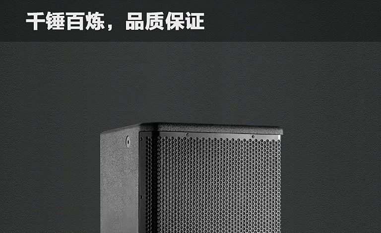 MRX612M 专业12寸悬挂式音箱 会议音箱 舞台娱乐音箱 100小时可靠性测试