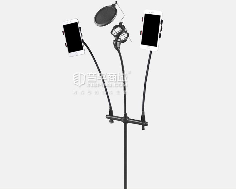 架王(JIAWANG) IP-205 手机/ipad/平板多用途落地三脚支架