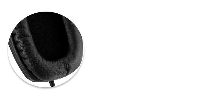 杰伟世(JVC) HA-S770 碳纳米管振膜重低音DJ监听耳机 (黑色)