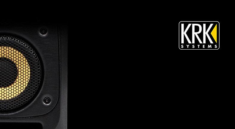 卡尔卡(KRK) KRK V6 6.5寸录音棚监听音箱工作室有源音响VXT升级版