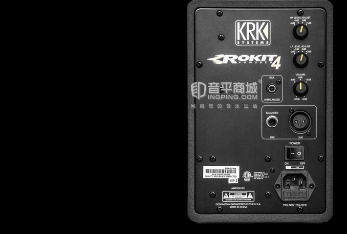 KRK Rokit 4G3