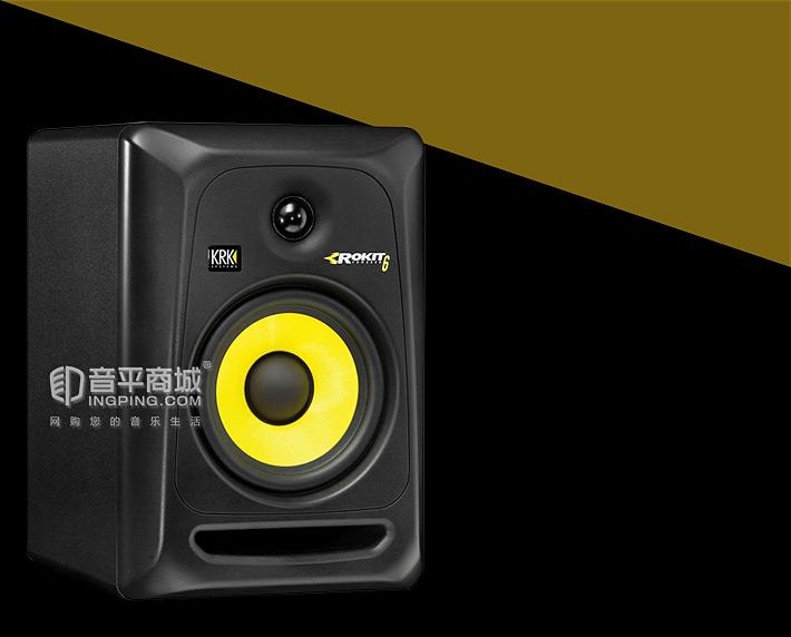 KRK RP6G3 专业监听音箱