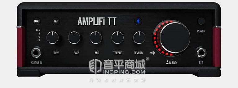 LINE6 AMPLIFi TT 吉他数字模拟箱头/声卡/效果器/链接IOS 技术参数