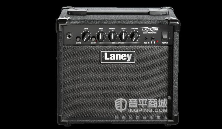 兰尼LX15B贝司音箱清单