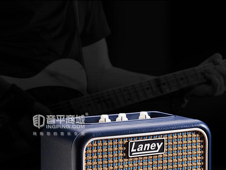 兰尼(Laney) Mini Lionheart 电吉他音箱手机连接APP音箱便携迷你mini款