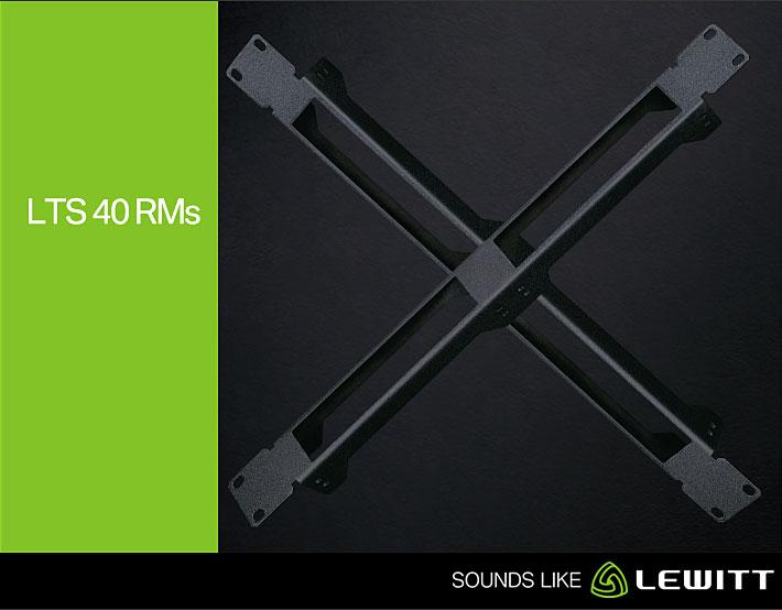 莱维特(LEWITT) LTS 40 RMs 无线麦克风主机角码