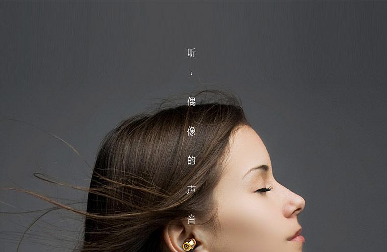 IN-EARS 专业入耳塞监听耳塞HIF高保真耳机