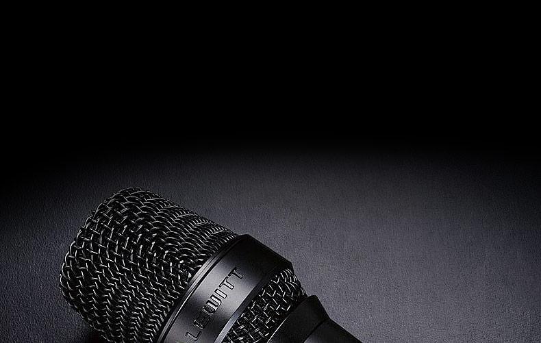 莱维特(LEWITT) MTP 840 DM演出手持式有线动圈麦克风