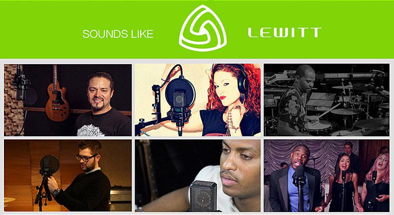莱维特(LEWITT) LCT 249 PRO 专业录音直播麦克风