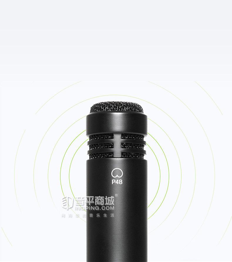 莱维特(LEWITT) LCT140 AIR 小振膜电容式乐器录音麦克风