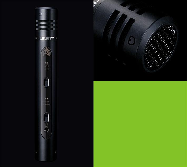 莱维特(LEWITT) LCT 140 背极式电容录音麦克风