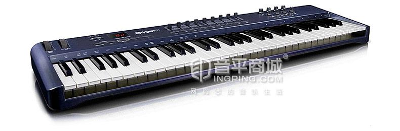 Oxygen 61 V3 61键,控制键,打击垫 MIDI键盘