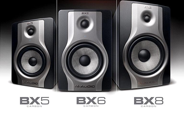 美奥多BX Carbon系列专业监听音箱