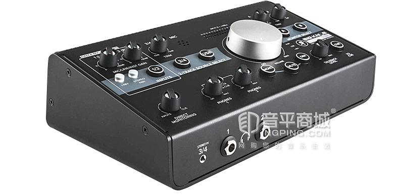 bigknob studio 监听控制器USB声卡 音频接口