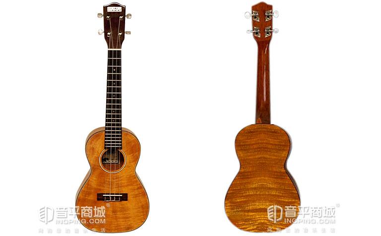 SMC80 23寸C型 枫木全单 尤克里里 小吉他
