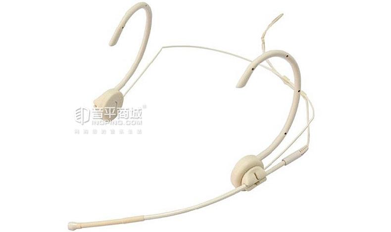 咪宝(MIPRO) MR-823 V 双通道卡拉OK演出会议无线话筒 头戴肤色