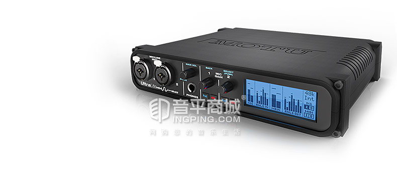 UltraLite MK4 USB 音频接口专业录音外置USB声卡