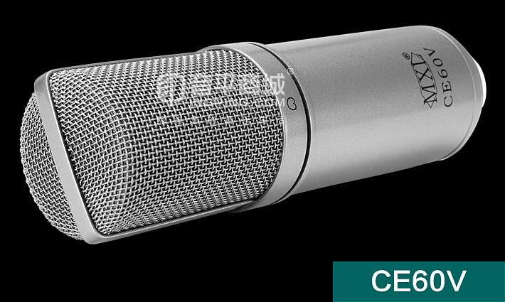 麦克思乐(MXL) CE60V 大振膜电容麦克风