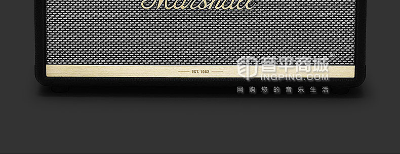 马歇尔(Marshall) STANMORE II BLUETOOTH 马歇尔2代音响重低音炮无线蓝牙音箱