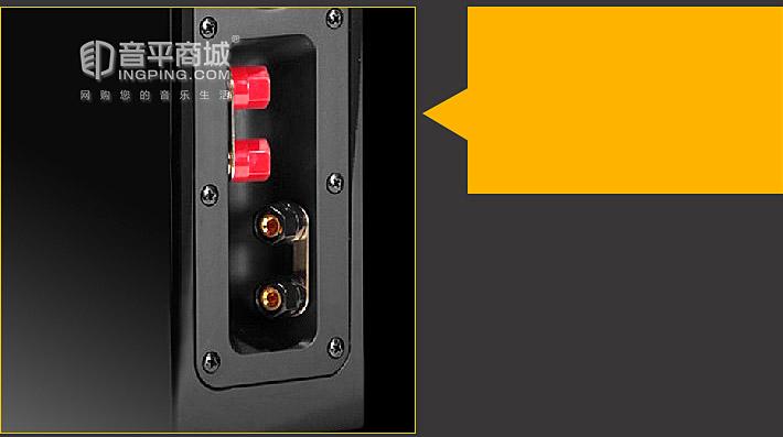 马兰士(marantz) LS502 2.0 监听音箱 4寸HIFI发烧级音箱(一对装)