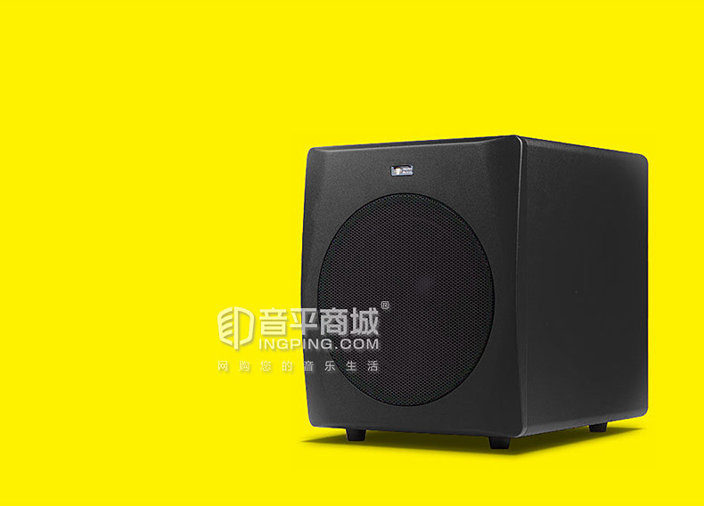 Gibbon 10 有源监听音箱 有源超低音