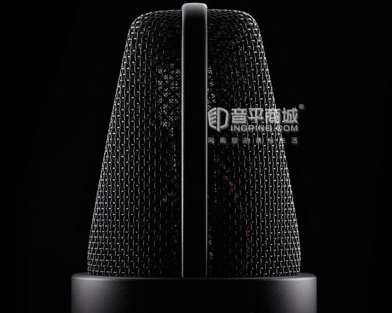 纽曼(Neumann) 德国进口 TLM103 电容式录音麦克风(不带防震架)(黑色)