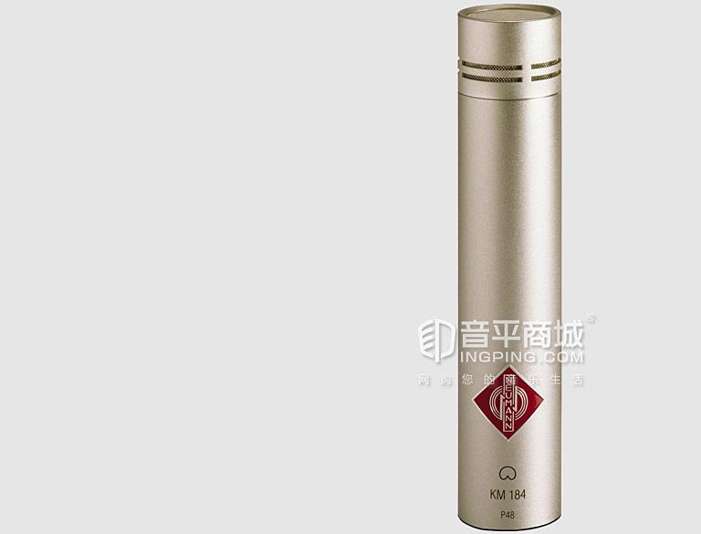 纽曼(Neumann) KM 184 小振膜电容话筒 乐器录音话筒 技术参数
