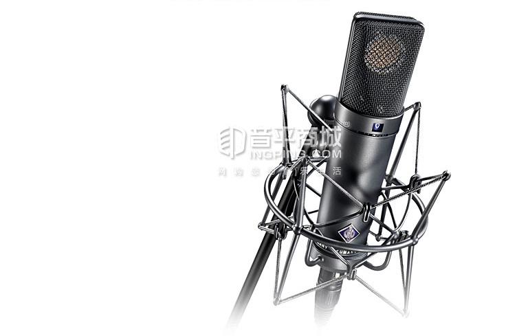 U89Ai 大振膜专业电容话筒 主播K歌录音麦克风 包装清单