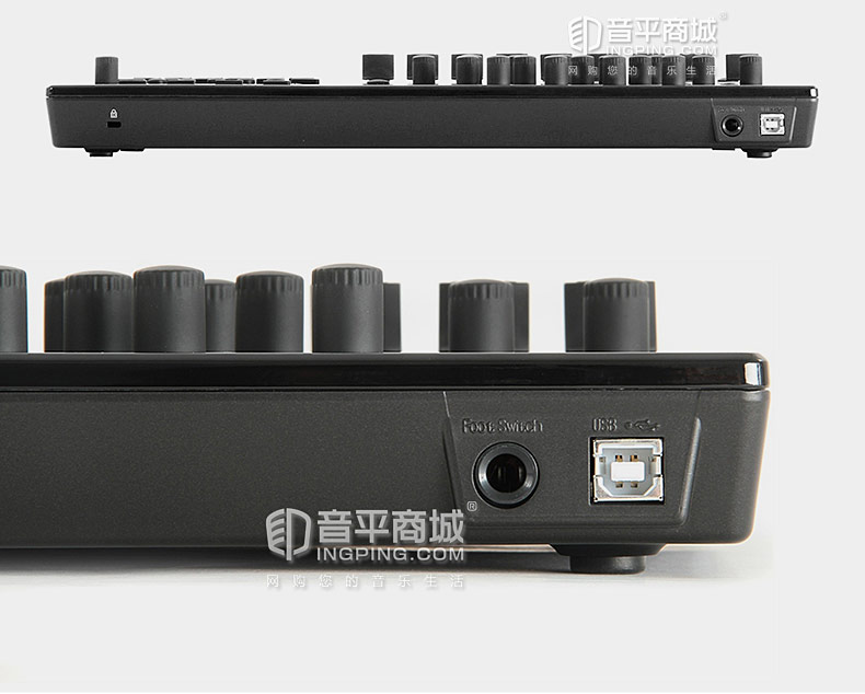 Panorama P1 半配重MIDI键盘控制器