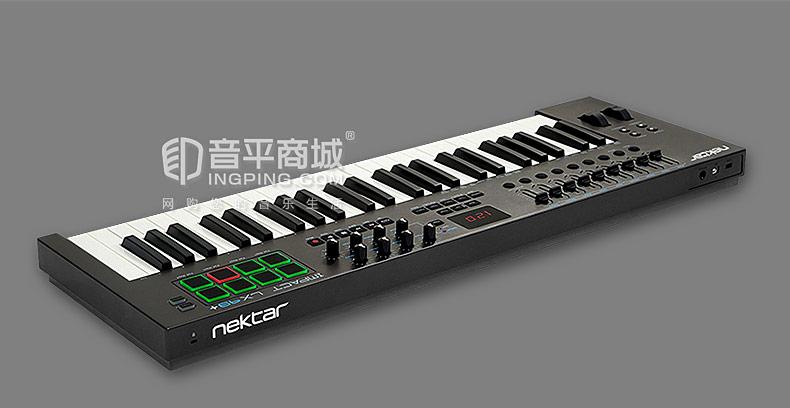Impact LX49+ 49键便携式编曲MIDI键盘