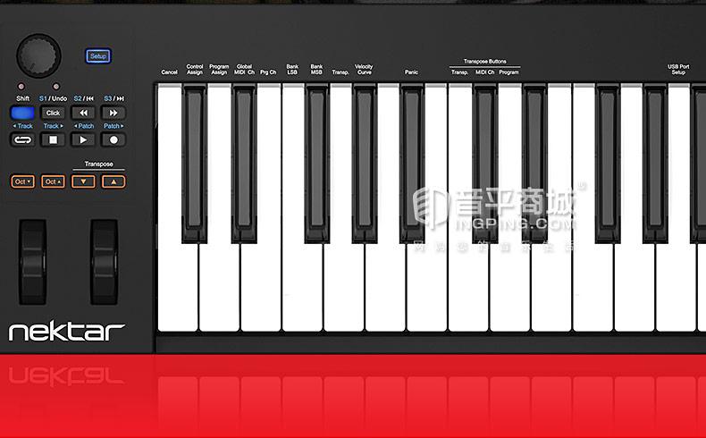 Impact GX49 49键便携式编曲MIDI键盘