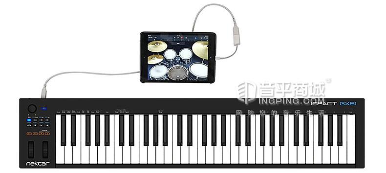 Impact GX61 61键便携式编曲MIDI键盘