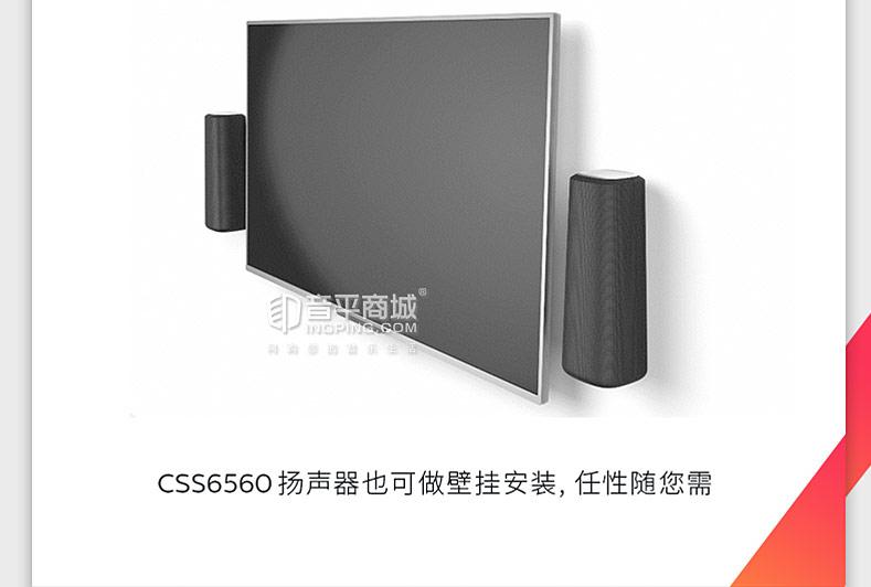 CSS6530B/93无线蓝牙5.1套装电视家庭影院