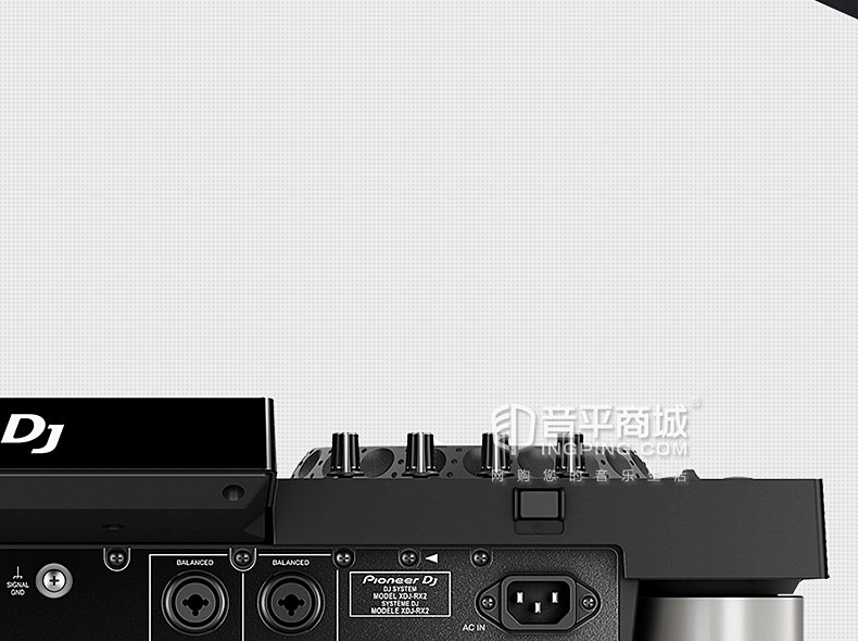 先锋(Pioneer) XDJ-RX2 数码U盘DJ控制器