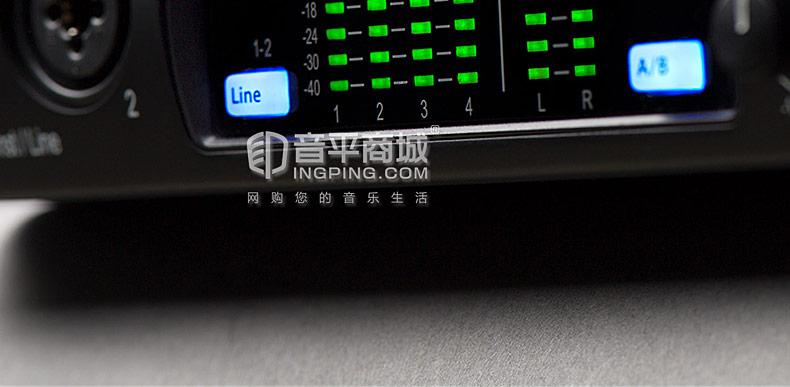 studio 68C 4进4出USB-C音频接口USB2.0