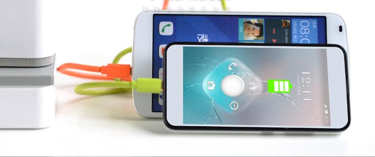 安卓手机数据线加长usb充电器线华为三星小米2通用数据线3米
