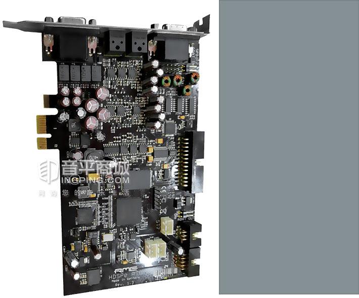 RME 德国进口 HDSPe AIO 专业录音K歌内置PCI-E声卡