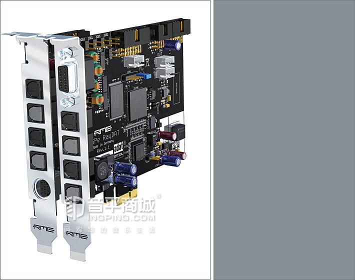 HDSPe RayDAT 技术指标