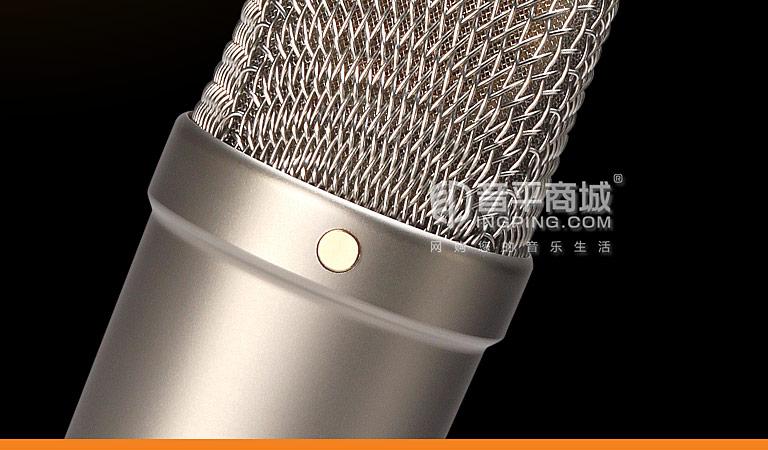 罗德(RODE) 澳大利亚进口 NT1-A 电容式录音麦克风十