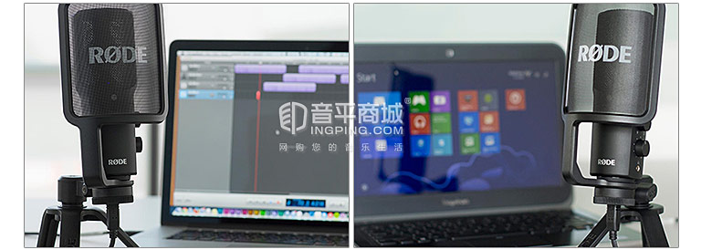 NT-USB NTUSB 专业USB录音电容话筒