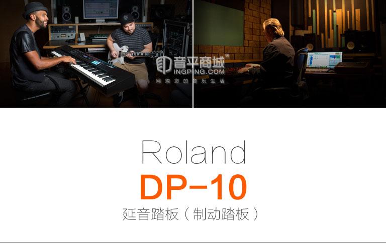 罗兰DP-10延音踏板