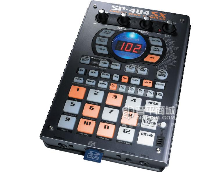 罗兰 SP-404SX