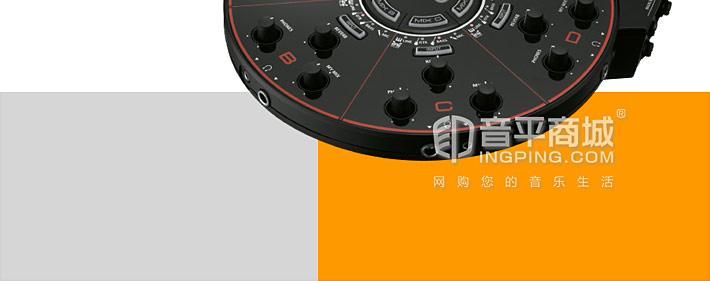 HS-5乐队静音排练系统 调音台 包装清单