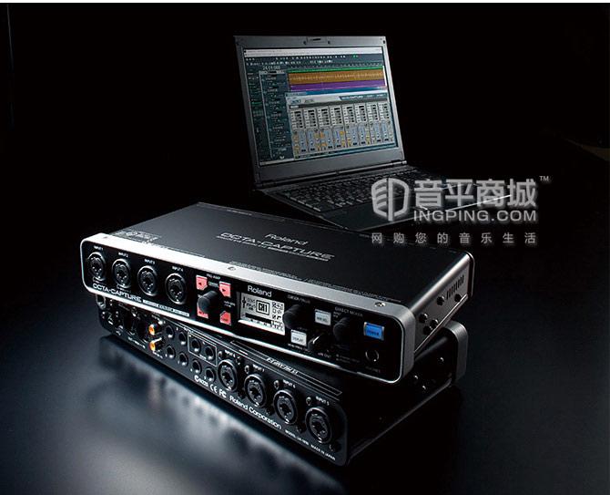 OCTA-CAPTURE UA-1010 专业录音外置USB声卡