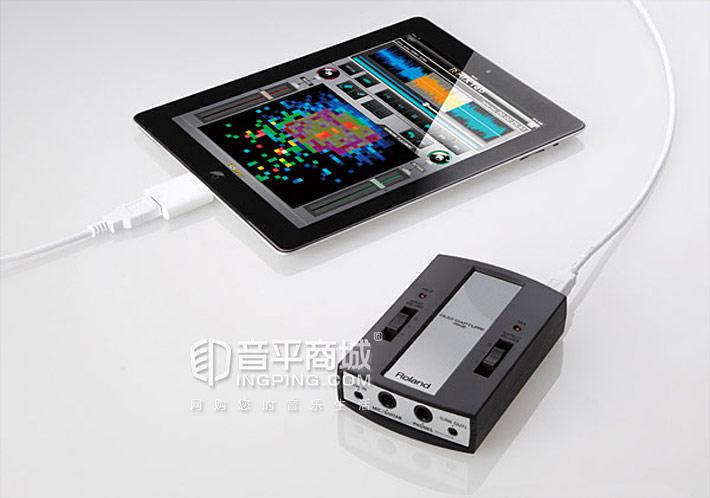UA-11 MK2 USB音频声卡接口使用